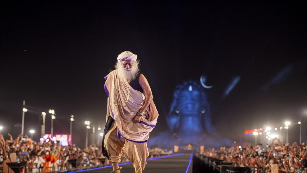 Pipping Grammys, Pollstar ranks Isha Foundation's Mahashivratri 2021 as most-watched livestream event