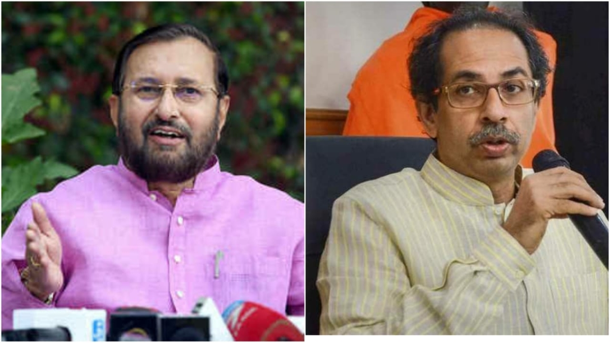 'Uddhav Thackeray has no right to continue in his position': Union Minister Prakash Javadekar on Sachin Waze case