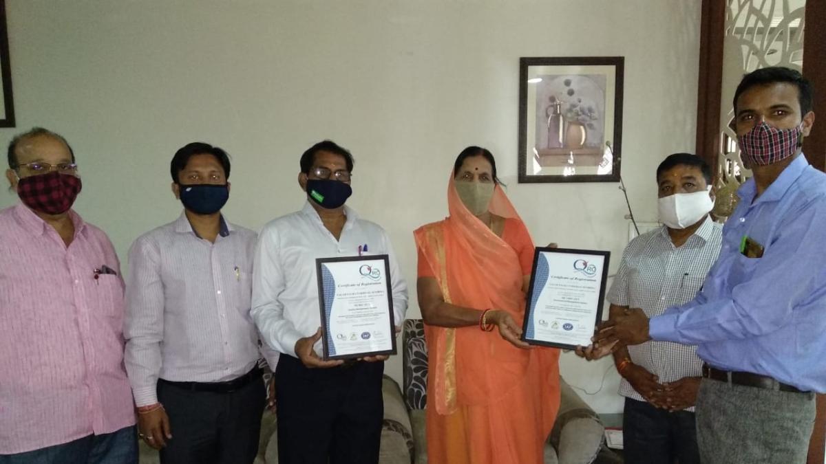 Madhya Pradesh: Sendhwa Municipal Council gets ISO certificate for quality & environmental management