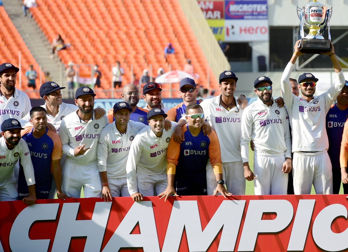 IND v ENG, 4th Test: India thrash England to take on New Zealand in ICC World Test Championship final