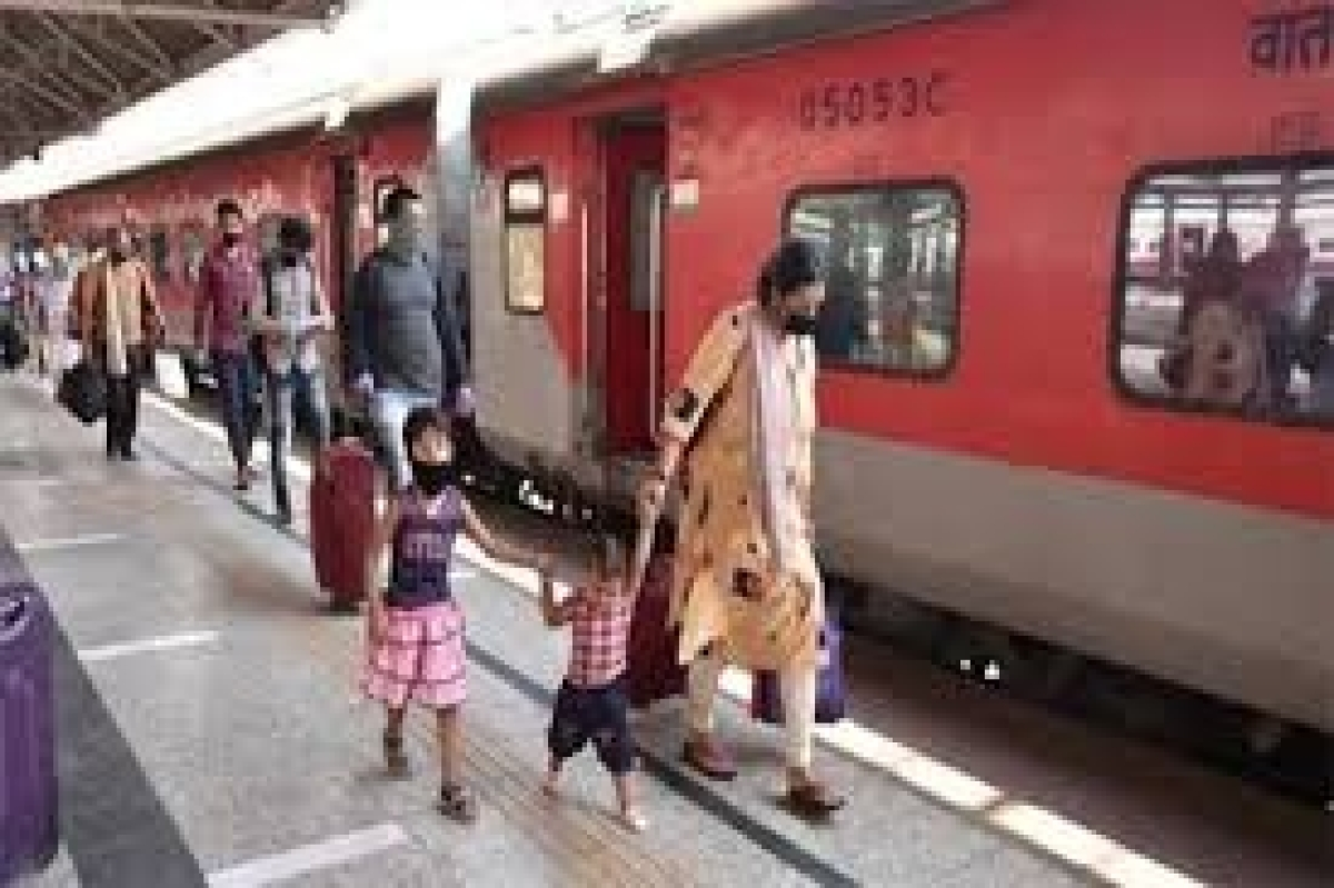 Railways guidelines on women's safety