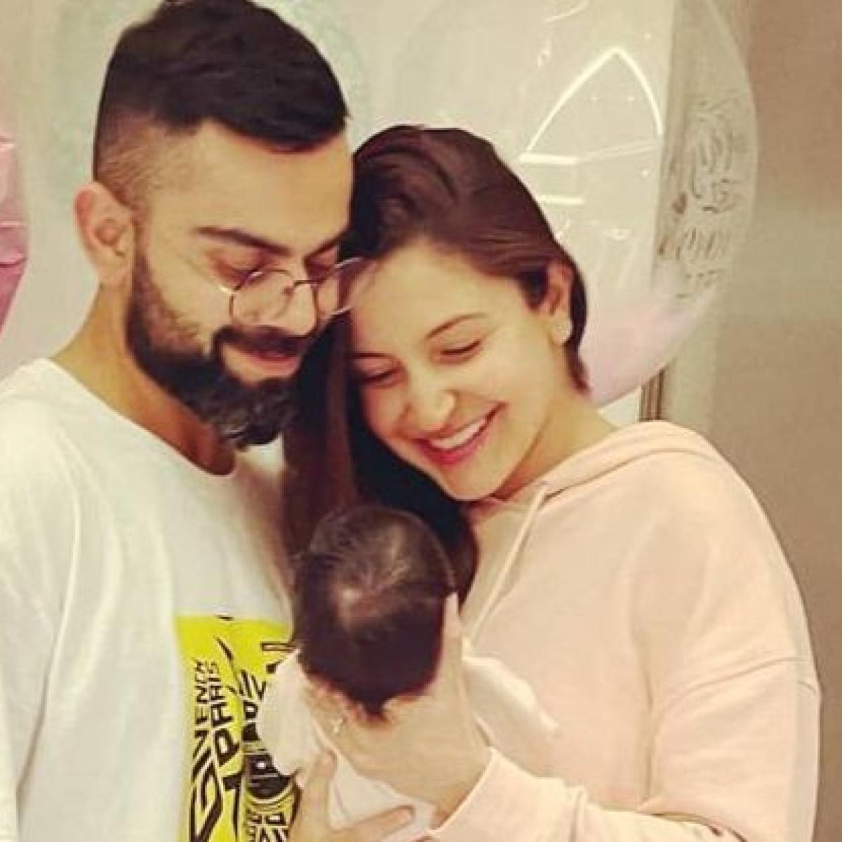 Here's why Anushka Sharma, Virat Kohli are not sharing daughter Vamika's pictures on social media