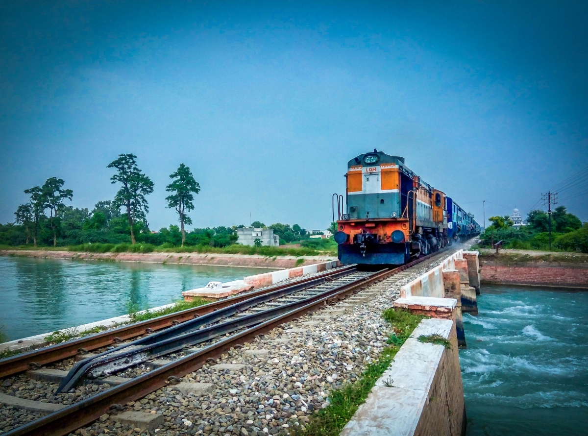 Railways records more than 10% increase in freight loading in FY 2021 amid COVID-19