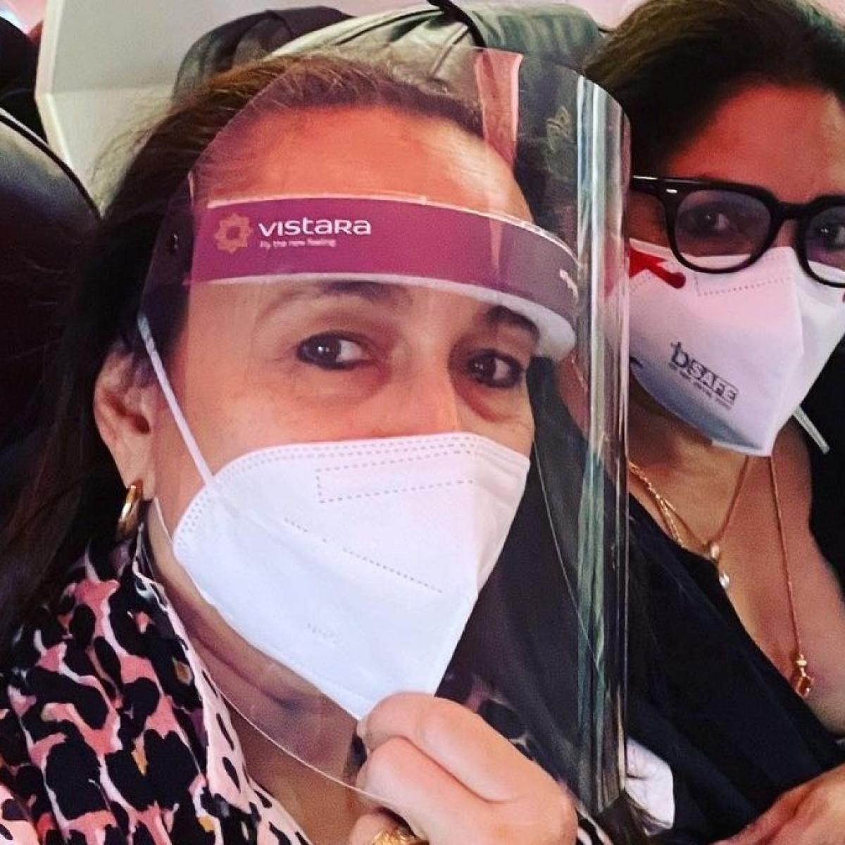 'We actually can't wear masks': Soni Razdan demands Covid-19 vaccine for actors