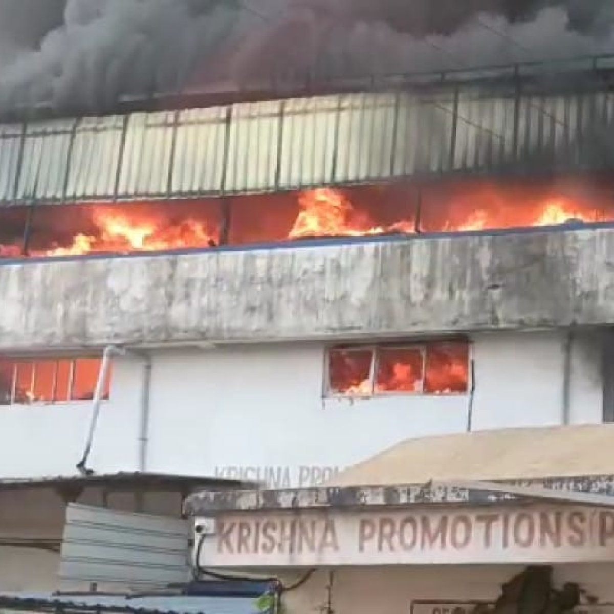 Thane: Fire breaks out at factory in Asangaon, 12 fire engines rushed to spot