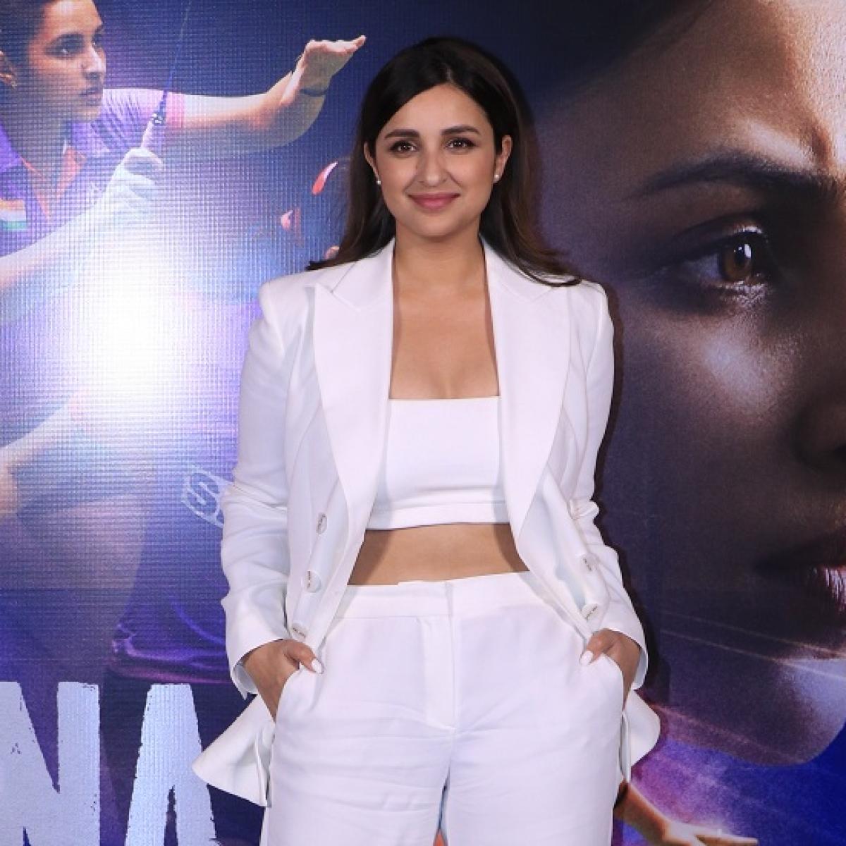 I didn't take any external pressure: Parineeti Chopra on playing badminton player Saina Nehwal in 'Saina' biopic