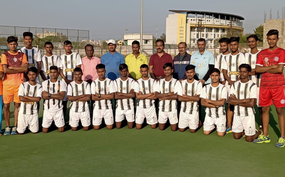 Madhya Pradesh:Right in the first match, Hockey MP disqualified from national tourney