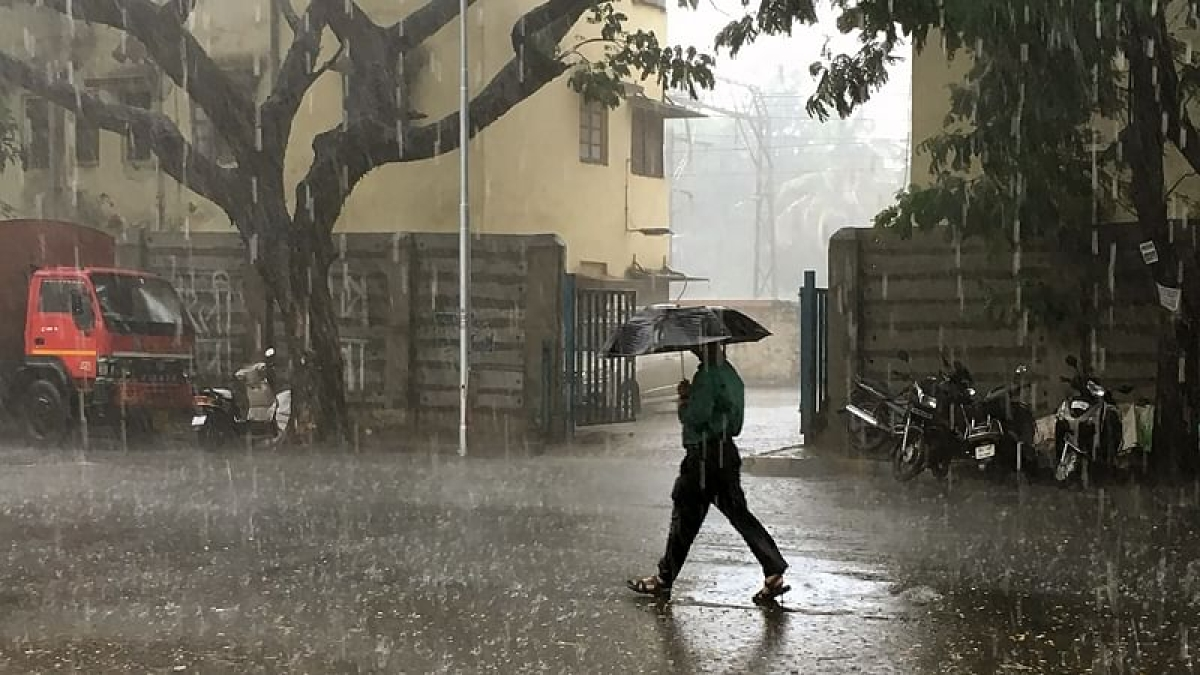 Weather update: Thunderstorm, light rain, winds likely in 17 Madhya Pradesh districts