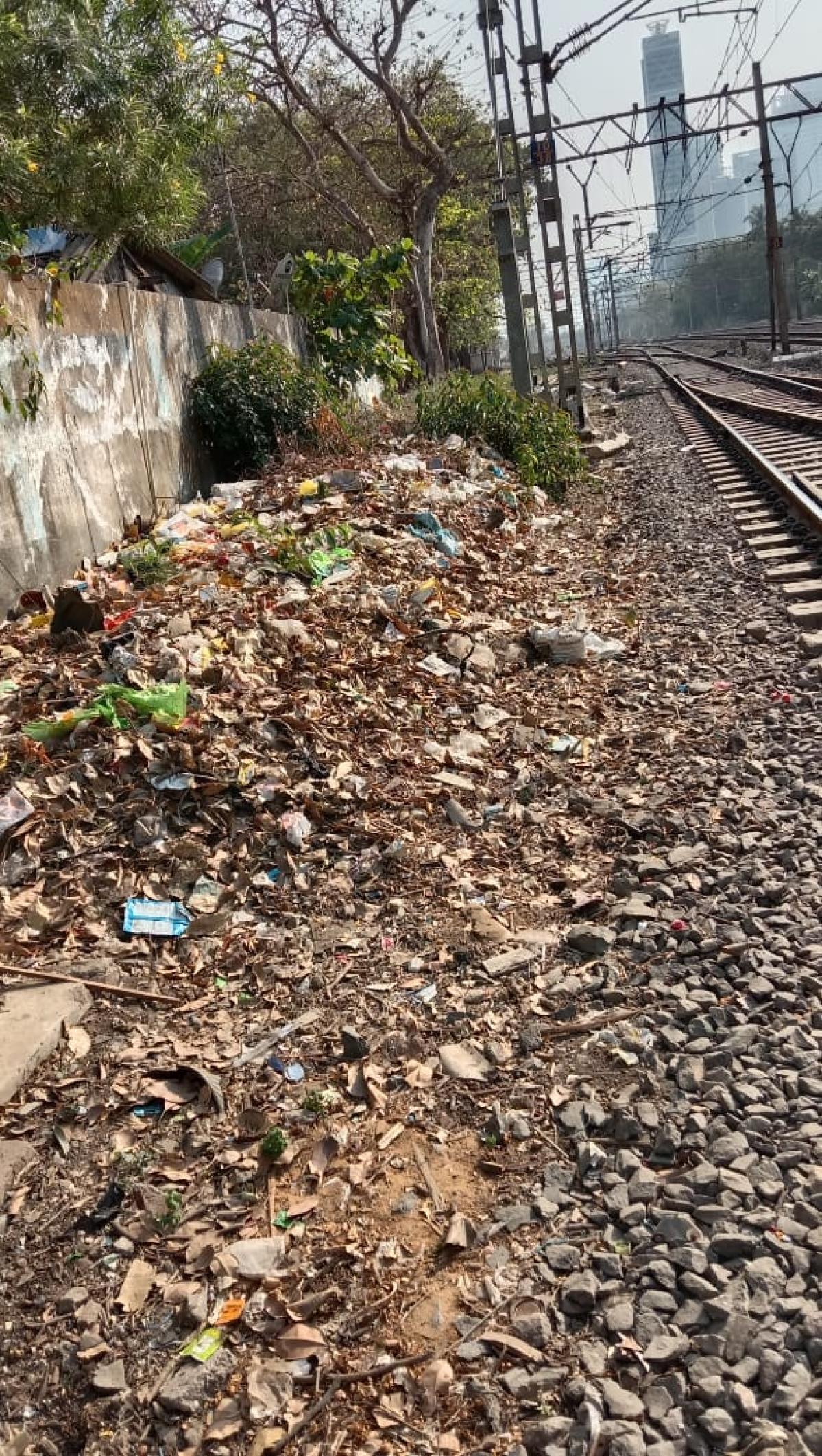 Western Railway's night muck special trains turn Mumbai suburban tracks spick & span