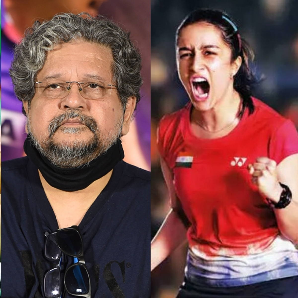 'I have COVID-19, I won't answer this': 'Saina' director Amol Gupte on Shraddha Kapoor's exit from the film