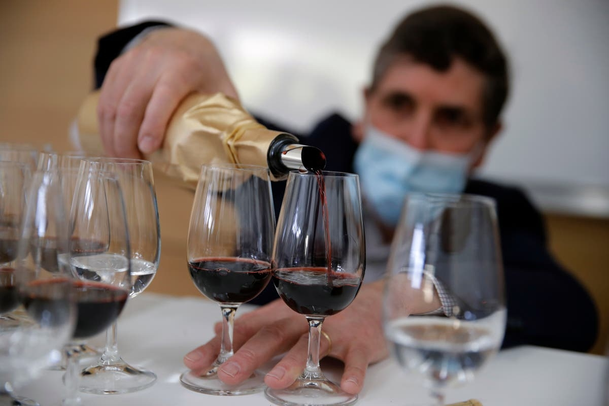 Taste of space: Tasters savour fine wine that spent a year outside the Earth!