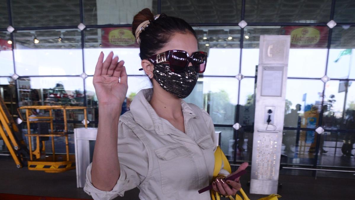 'Attitude dekho': Netizens slam 'Bigg Boss 14' winner Rubina Dilaik for  'arrogance' at airport - watch video