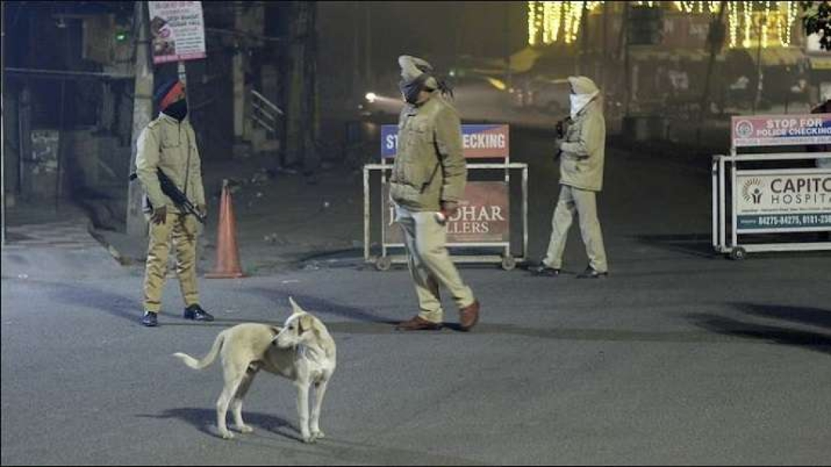 COVID-19 in Punjab: CM orders extension of night curfew timings; complete lockdown in Mohali, two other cities on occasion of Ram Navami
