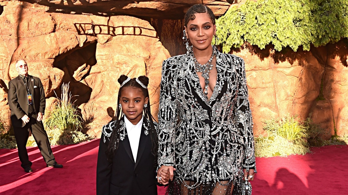 Grammys 2021: Beyonce's 9-yr-old daughter Blue Ivy Carter is the second-youngest winner in history