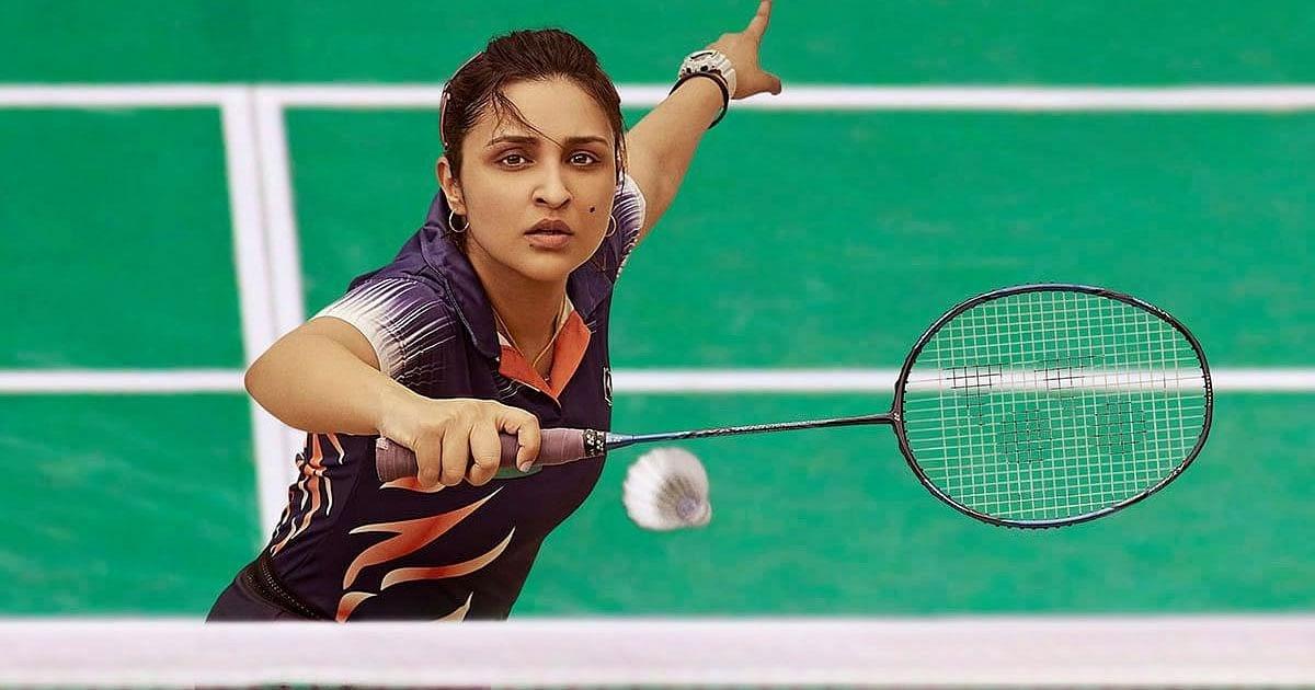 Saina review: Parineeti Chopra's performance sinks in a loopholed drama!