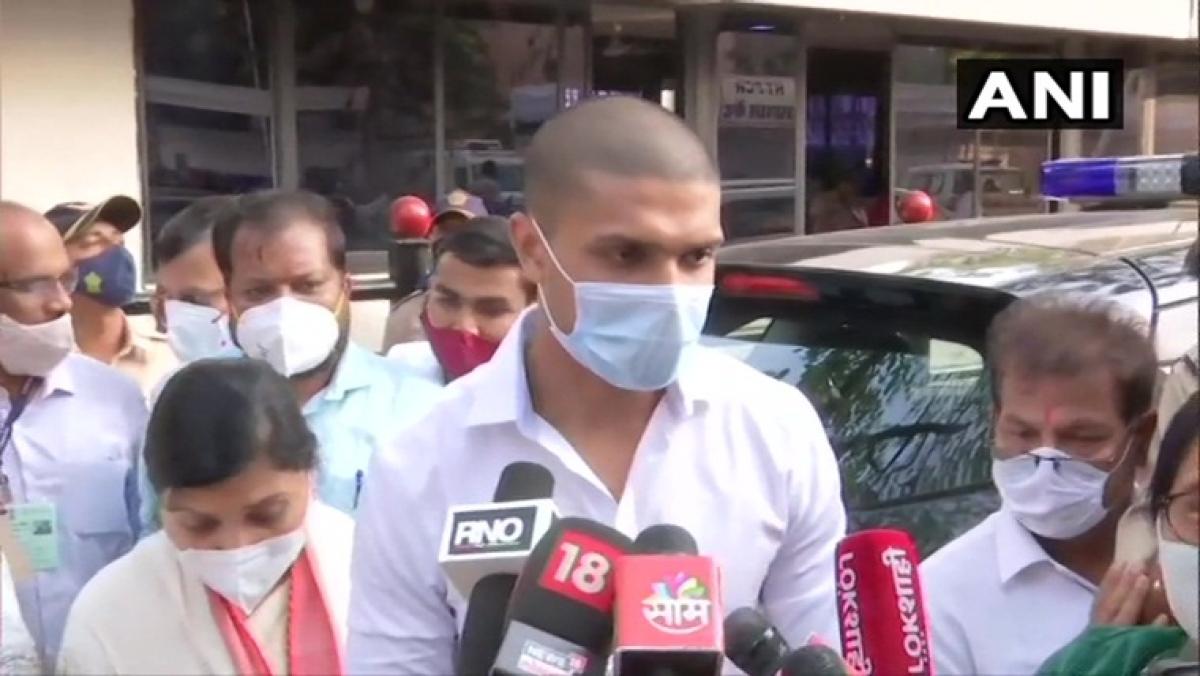 Mohan Delkar death case: Son Abhinav Delkar meets Maha CM, blames administrator Praful Kheda Patel