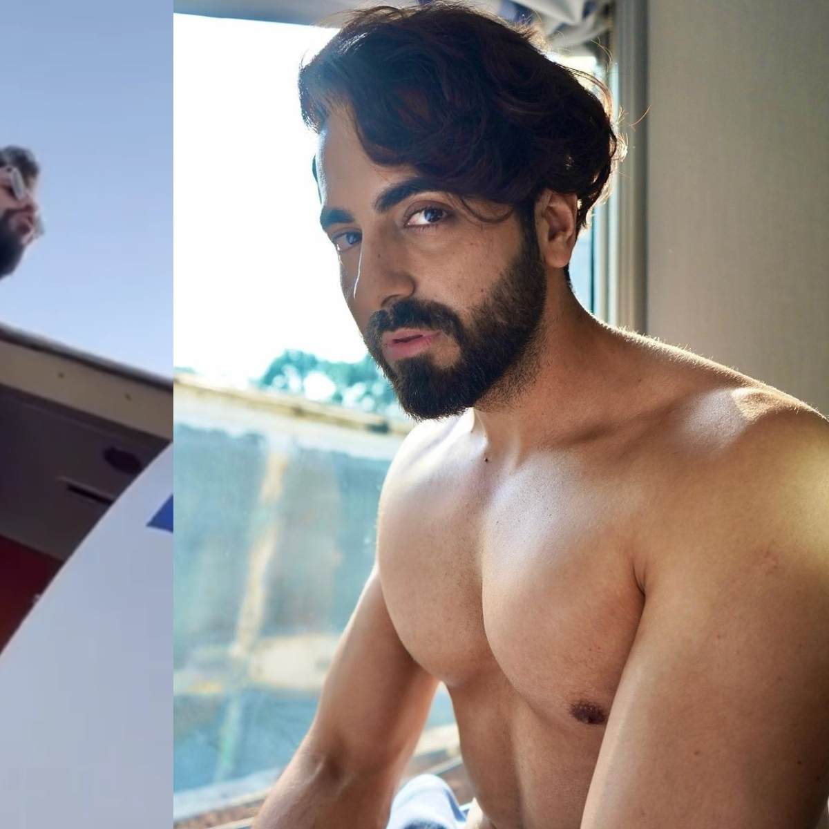 Watch: Varun Dhawan howls like a true 'Bhediya', but Ayushmann Khurrana's comment steals the thunder