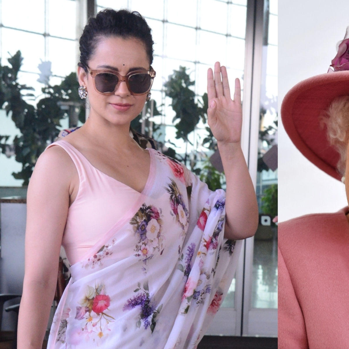 Kangana Ranaut defends the Queen, says 'she saved the crown better than any son could have'