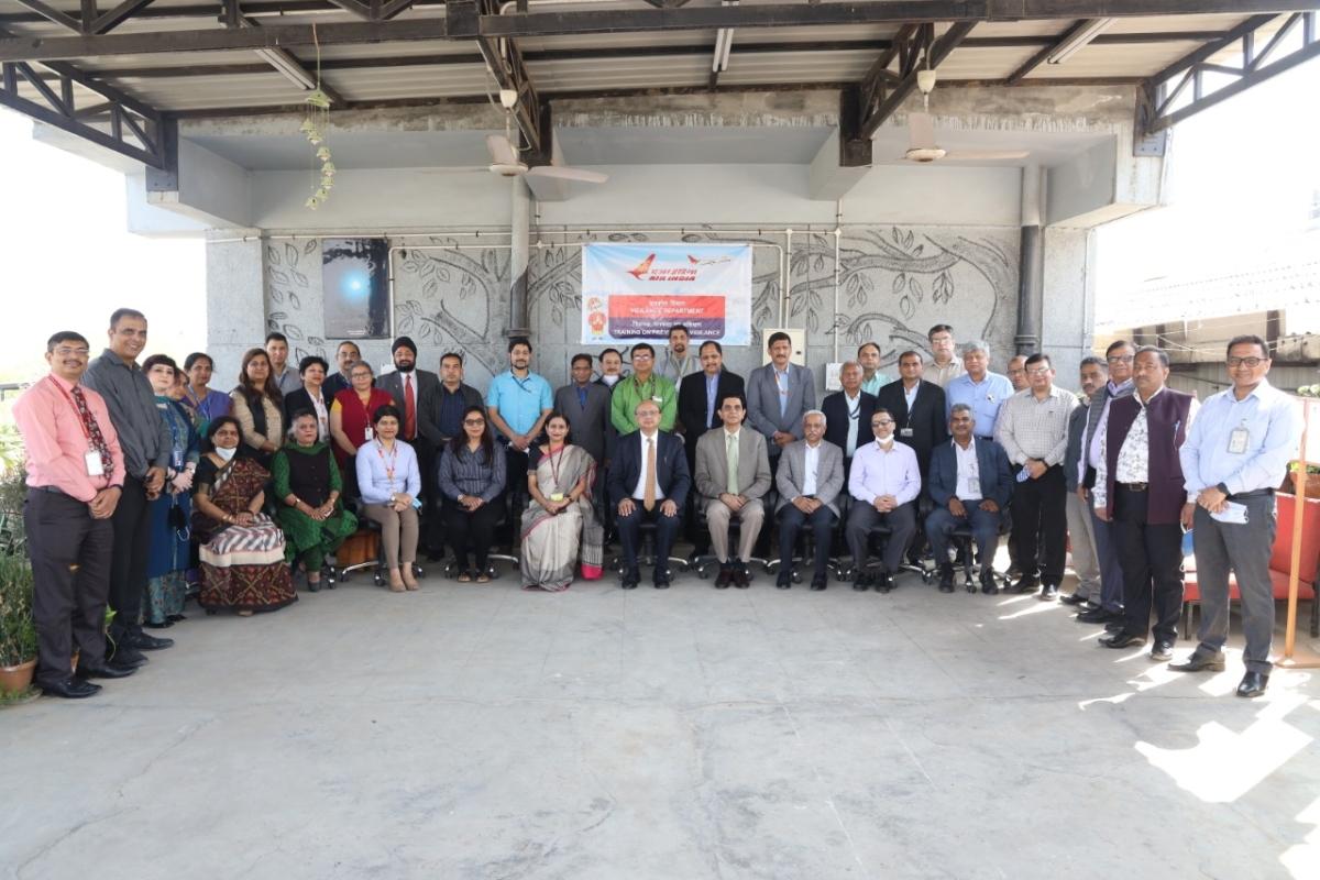 Air India Vigilance Department holds programme on 'Preventive Vigilance'