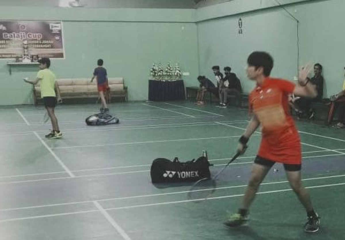 Indore sports update: Anushka, Manya, Rajas, Yashika, Aarav, Priyansh in semifinals of badminton tournament