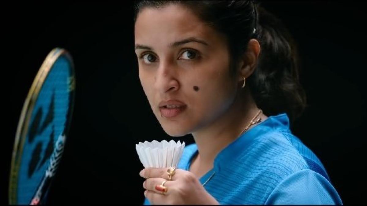 'Saina' trailer: Parineeti Chopra starrer shows badminton champion's journey from a small village in Haryana to her dreams