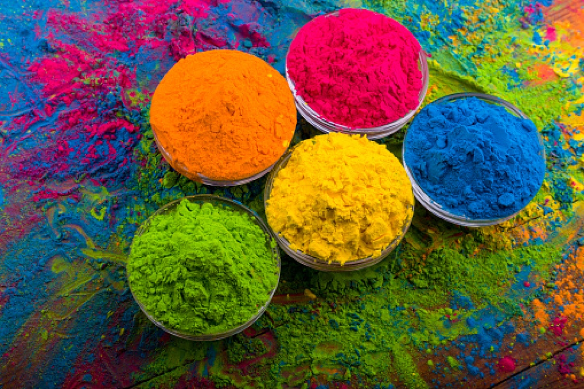 Doc Destiny: Significance of Holi colours