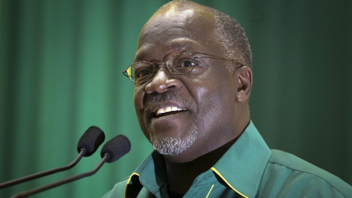 Tanzanian President John Magufuli passes away at 61
