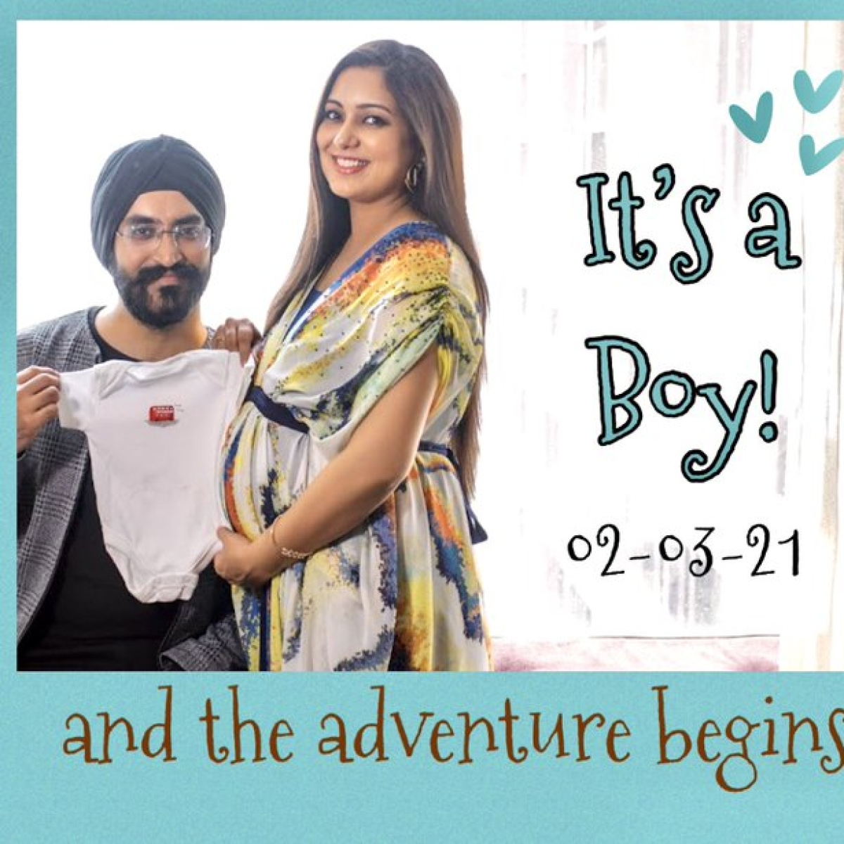 'Dilbaro' singer Harshdeep Kaur, welcomes baby boy with husband Mankeet Singh