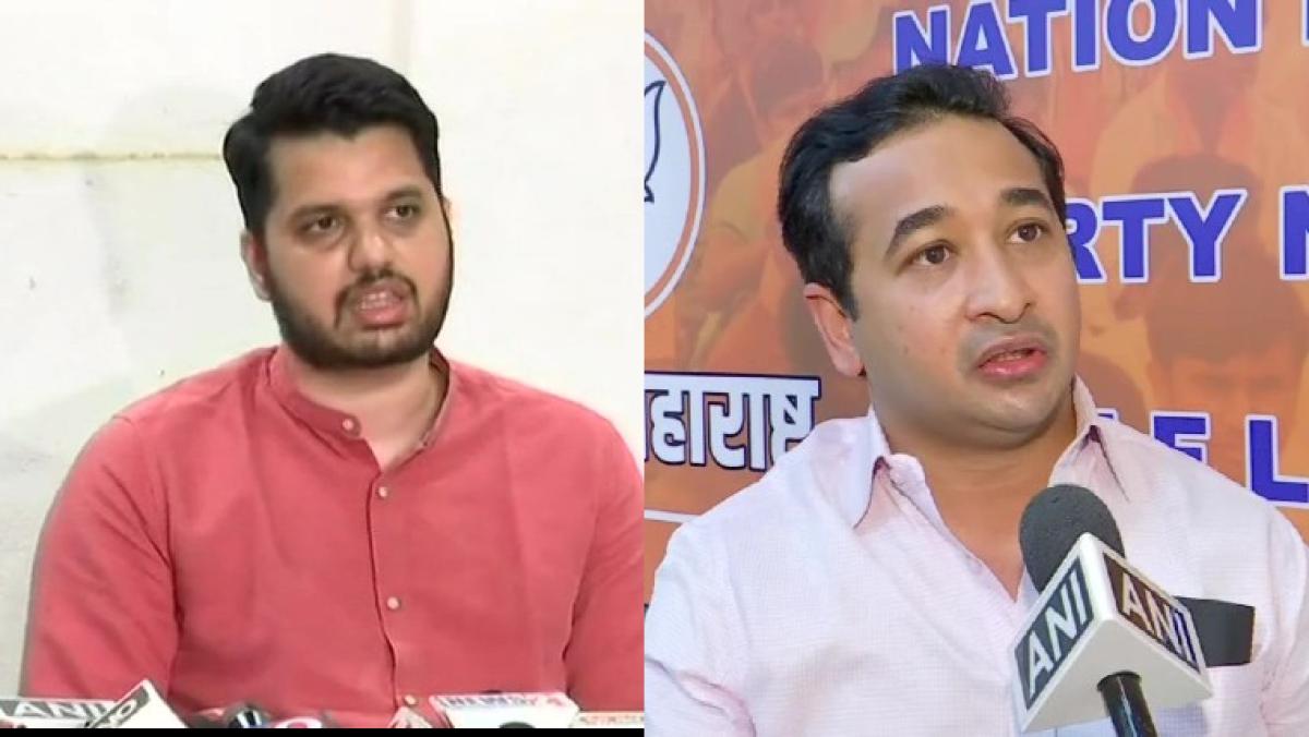 'Will file criminal defamation suit': Varun Sardesai responds after BJP MLA Nitesh Rane alleges links between him and Sachin Vaze