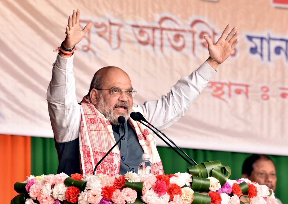 West Bengal polls: BJP will get 122 seats from first five phases, says Amit Shah