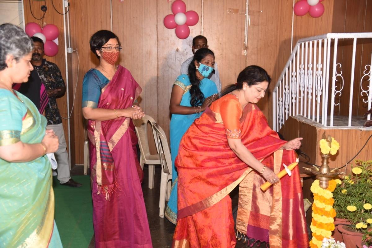 Rail Wheel Factory celebrates International Women's Day