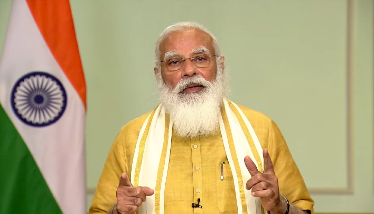 Current situation right time for Ayurveda, traditional medicine to become more popular globally: PM Modi