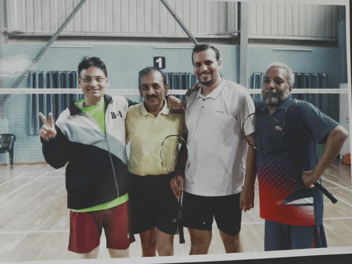 Indore sports update: Adiya-Jeevan, Pramod-Anil pair win titles in 21st Malhar league badminton event
