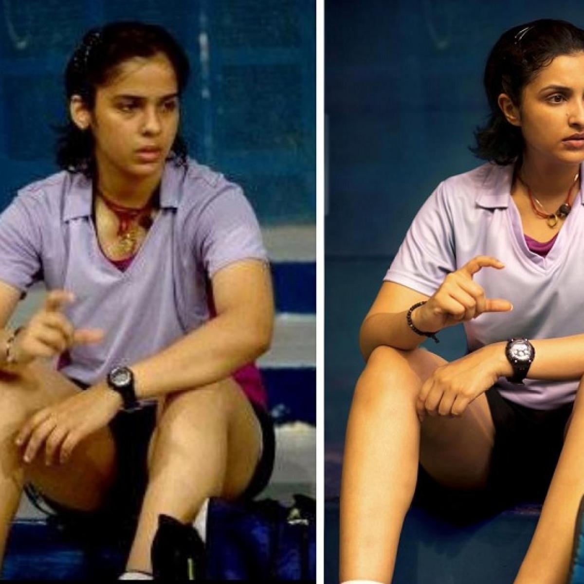 Parineeti Chopra and Saina Nehwal: The uncanny resemblance