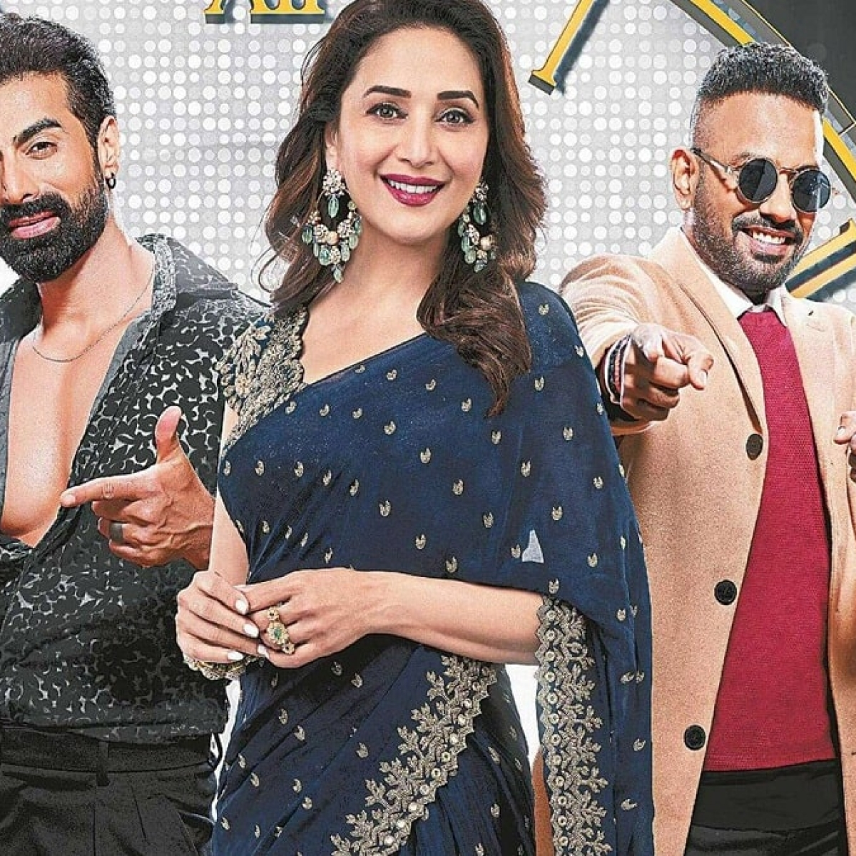 18 unit members of Madhuri Dixit's reality show 'Dance Deewane' test positive for COVID-19