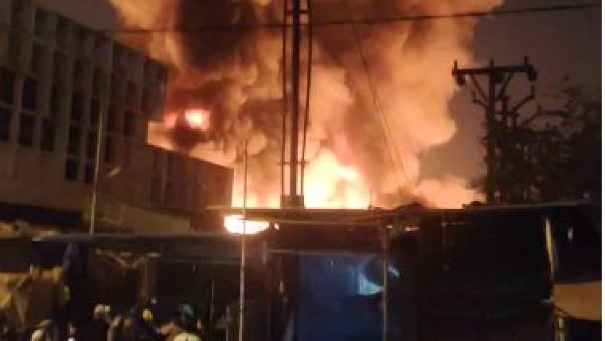 Pune's Fashion Street fire brought under control, no casualties reported