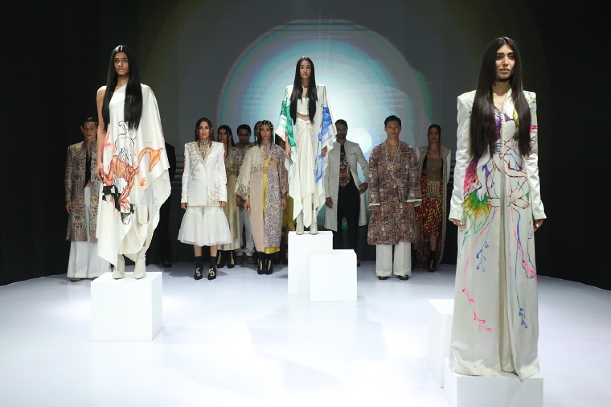 'It will be the most exuberant era of fashion after the pandemic,' says fashion designer Anamika Khanna