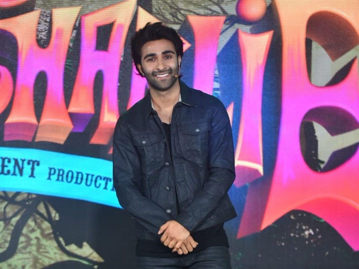 I want to build my identity: Says 'Hello Charlie' star, Aadar Jain