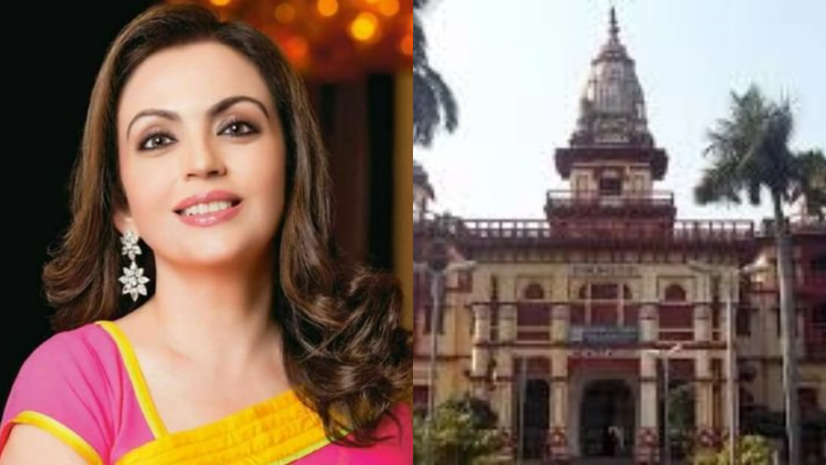 Nita Ambani will not be visiting faculty at BHU, has not received any invitation: Reliance Industries