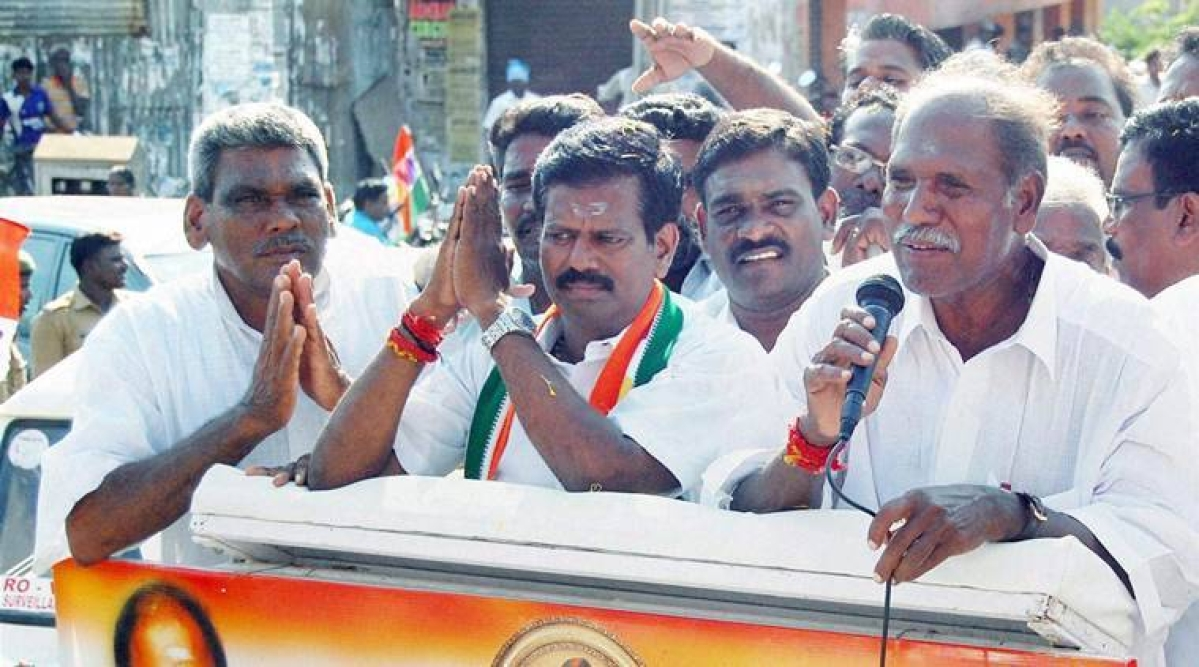 Puducherry Assembly election results: AINRC-led NDA on course to form government