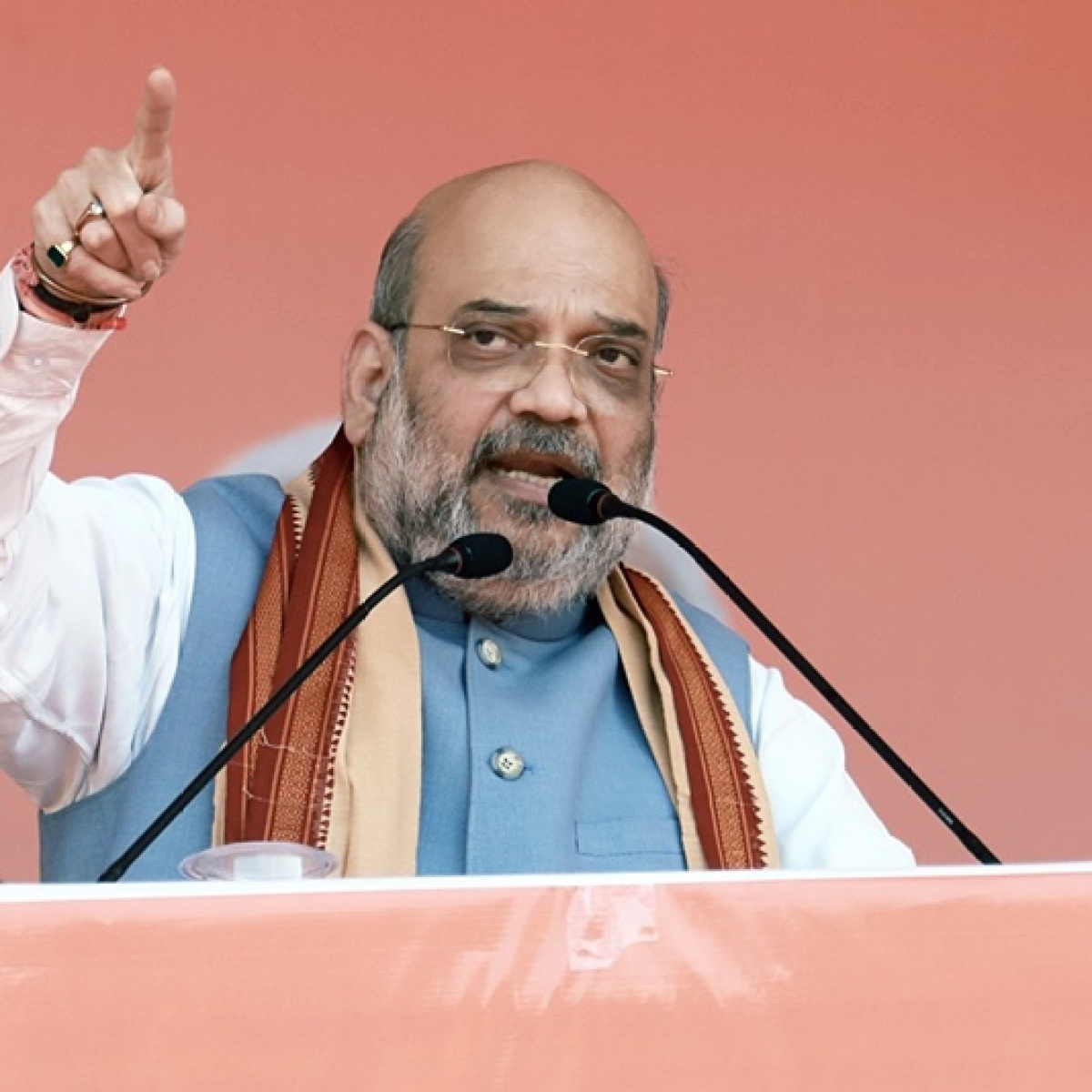 West Bengal Elections 2021: Amit Shah to release BJP's manifesto in Kolkata today