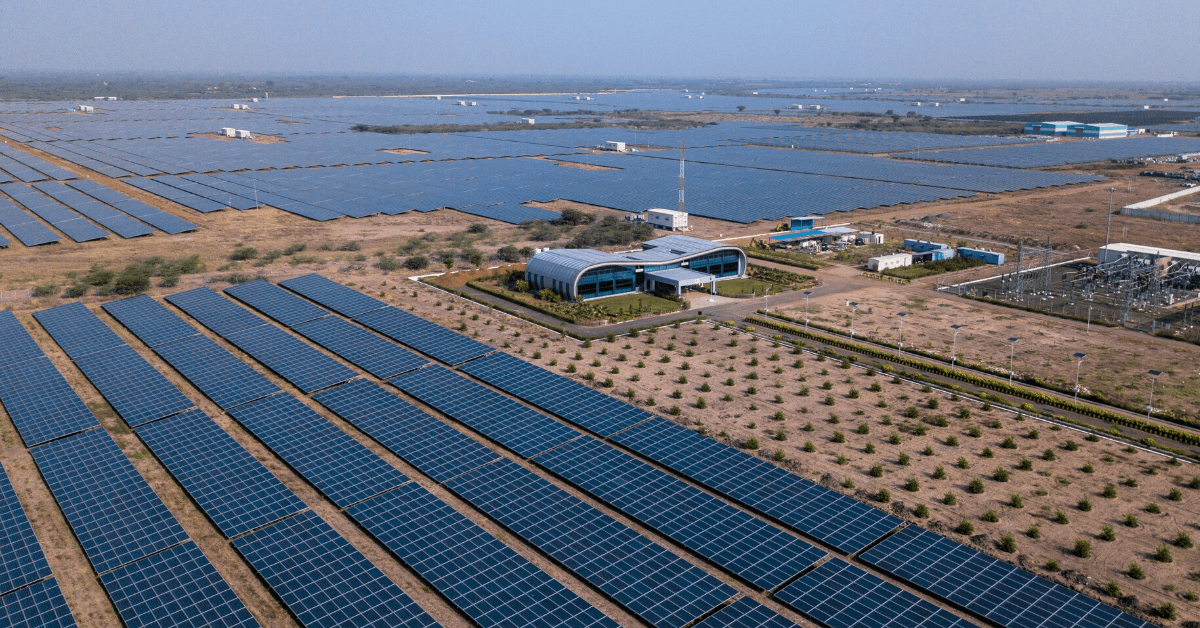 Adani Green Energy to acquire SkyPower Global's 50 MW Solar Asset in Telangana