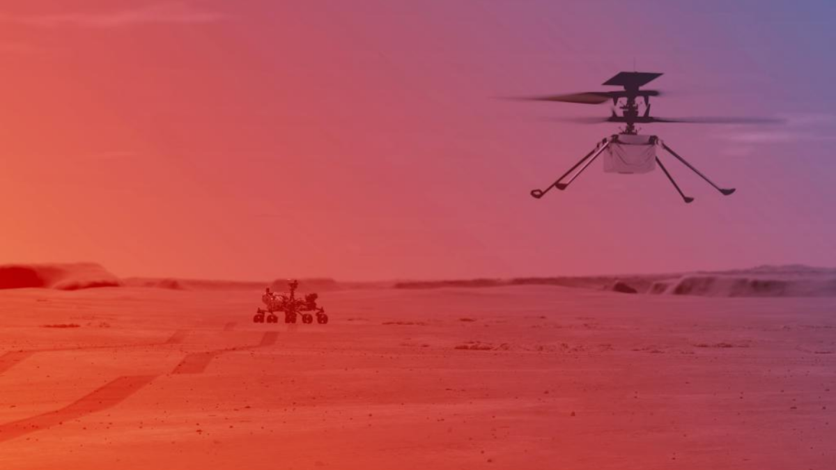 Wright brothers reach Mars in 2021: NASA attaches patch of the brothers' aircraft's material to 'Ingenuity' Mars helicopter