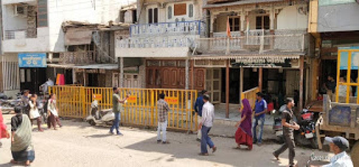 Madhya Pradesh: Six workers in Alirajpur found Covid-19 positive