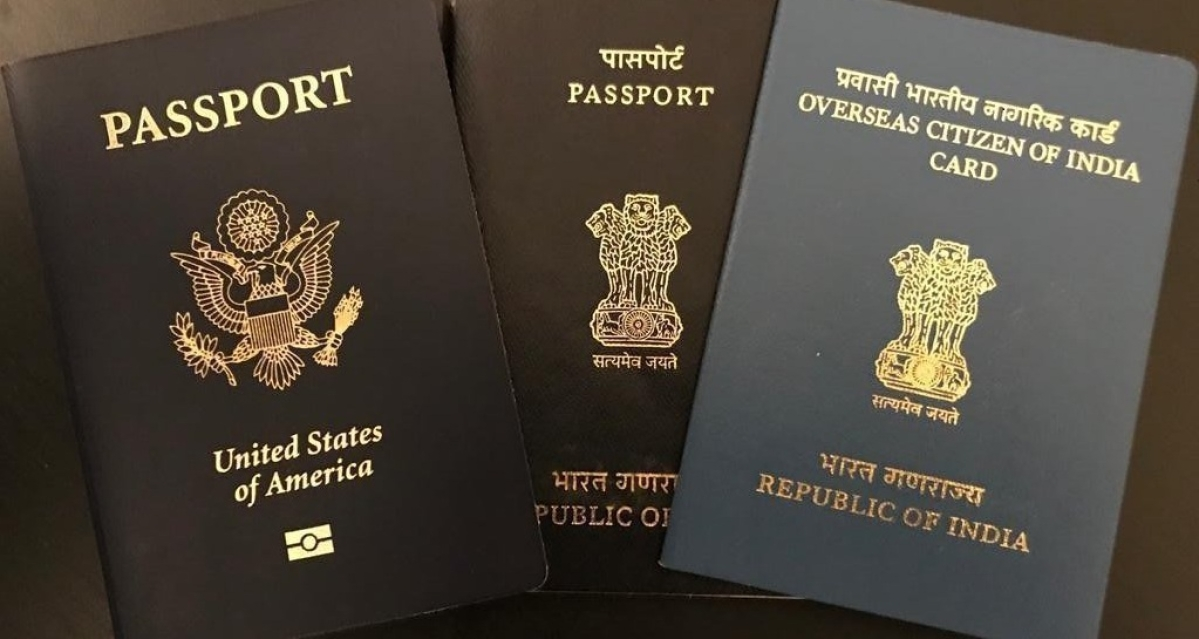 OCI cardholders no longer need to carry old passports for India