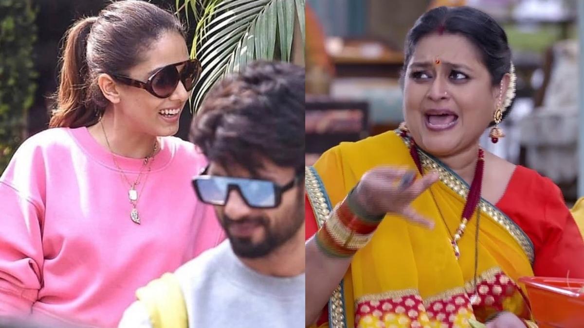 Mira Kapoor recreates Supriya Pathak's iconic dialogue from 'Khichdi'