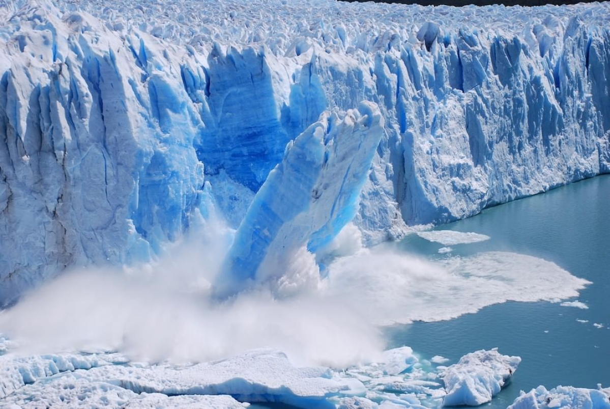 Earthquakes could be triggering due to melting glaciers