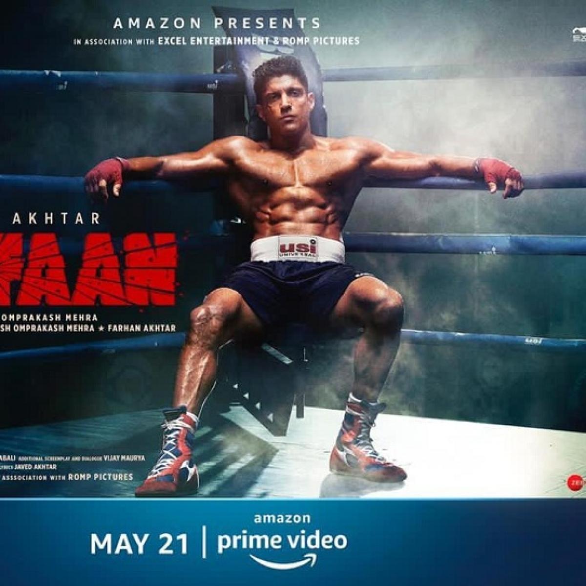 Shooting for Farhan Akhtar-starrer 'Toofaan' was a challenge for director Rakeysh Omprakash Mehra