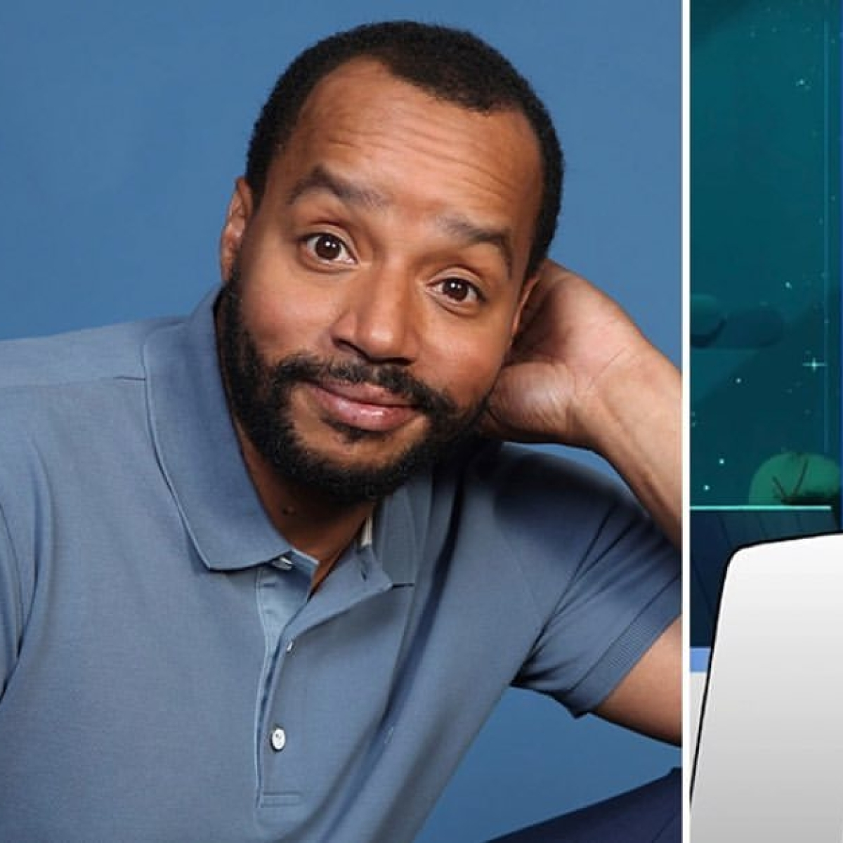 Donald Faison roped in as Professor Utonium in 'Powerpuff Girls' live-action pilot