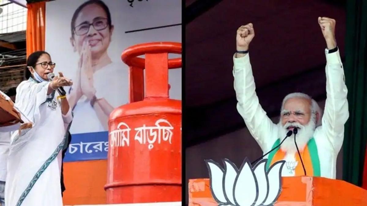 West Bengal Polls: Can 'Scooty' get past the Modi juggernaut?
